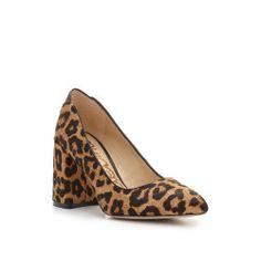 Kassidy Block Heel by Sam Edelman - Leopard Brahma