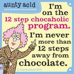 Anyone else with me on this - share if you know a chocoholic