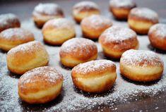 Dessert Recipes, Desserts, Doughnuts, Hamburger, Bread, Cookies, Healthy, Food, Salads