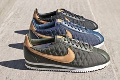 Nike Classic Cortez Nylon Premium QS 'Quilted' Pack