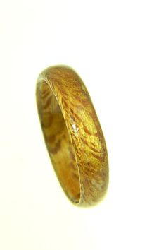 Just Plane Wood  Bentwood Ring  Wood Ring
