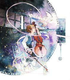 この世の闇路を 照らし給う ………………………………….. 「もろびとこぞりて」の右側部分が元ネタです。 星図参考:Every Starry Night AI ( hoshifuru.jp )