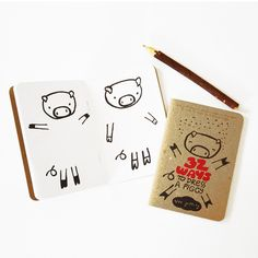 Wee Gallery 32 Dress Up Activity Book Piggy | ACHICA