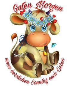 (notitle) - Claudia P. Good Morning Sunshine, Happy Sunday, Good Night, Tigger, Animals And Pets, Bowser, Happy Birthday, Humor, Quotes