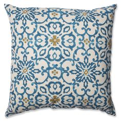 Perfect for the sophisticated, modern home, our plush throw pillow will delight from corner to well-crafted corner.