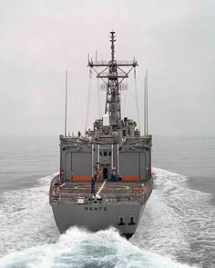 U.S.S. Rentz (FFG-46) the 29th Ship of the Oliver Hazard Perry Clasd.