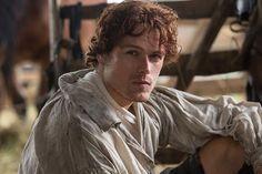 Starz actor shares toughest, funniest scenes to shoot on Season 1 of Diana Gabaldon adaptation