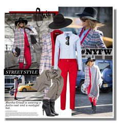 Street Style: Day 3 - NYFW Fall 2015 by hamaly on Polyvore featuring polyvore, fashion, style, ONLY, Asilio, Vero Moda, Burberry, Yestadt Millinery, Linda Farrow, StreetStyle, NYFW, fashionWeek, newyorkfashionweek and NYFW2015