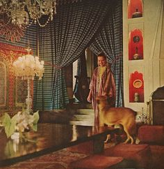 The wages of death are really quite nice: Doris Duke's Shangri La