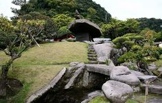 Sengan-en, Kagoshima.