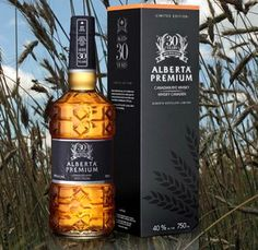 Alberta Premium 30 Year Old Limited Edition®  This is super whisky that just keeps getting better because by age 30, the palate simply explodes with flavours. That said, the 30 year old is, surprisingly, no more oaky than the 25. Neither is it as sweet or as fruity. Although both are rich in cedar and spices, the 30 year old is hotter, cleaner and lingers even longer. It also exhibits a pitchiness just hinted at in the 25.