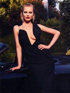 Eva Herzigova by Mario Sorrenti for Vogue Paris November 2008 Image Fashion, Fashion Models, Fashion Trends, Fashion 2008, Women's Fashion, Mario Sorrenti, Eva Herzigova, Summer Fashion For Teens, Bikini