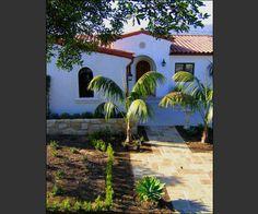 Transforming Santa Barbara Fixer Property to Spanish Home Spanish House, Spanish Style, House Roof, Santa Barbara, Mansions, House Styles, Plants, Home, Design