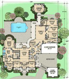 architecturaldesigns.com/house-plan-36323TX Floor 1