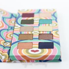 Pacifica Power of Love Eyeshadow Palette Review @ilovepacifica #logicalharmony