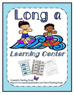 Give students practice with the long a spellings with this full color sort with waves and surfers theme, follow up practice pages and a game!