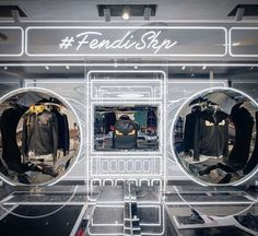 "FENDI, SKP Mall, Beijing, China, ""Dear Men..."",  (Fall/Autumn/Winter), pinned by…"