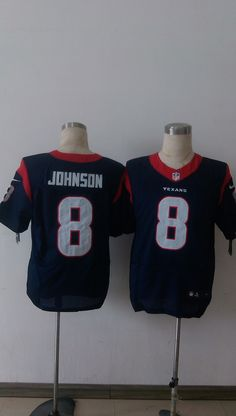 Nike Texans 8 Will Johnson Blue Elite Jersey. 2016qbj · Houston Texans Gear  · The authentic official licensed 2015 NFL ... 4a73984e4