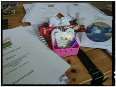 Fernkurs | ADHS | Paketinhalt
