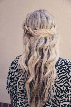 Pinterest Braids: 8 Hairstyles I love!