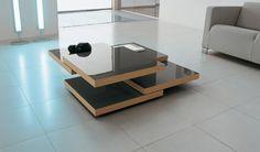 Bellato Rotor Coffee Table by Luciano Bertoncini