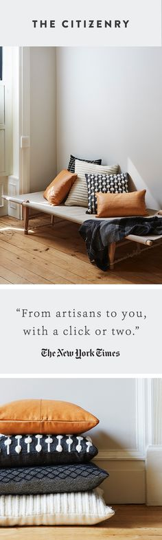 Thoughtfully curated and ethically crafted styles from around the globe. Whitefish, Home Decor Inspiration, Red Houses, Decoration, Great Rooms, Staging, Master Bedroom, New Homes, Sweet Home