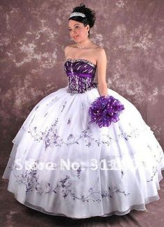 Purple And White Wedding Gowns | Quinceanera Purple Dresses Price,Quinceanera Purple Dresses Price ...