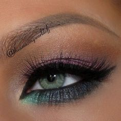 Pretty eyeshadows