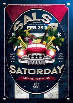 Live Latin Fiesta at The HotSpot Company, Cabarete, North Coast on Saturday 25th February 2017 - Salsa, Kizomba, Bachata, Son Cubano, Merengue, Cha-Cha-Cha