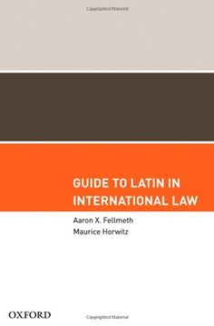 Download free Guide to Latin in International Law pdf