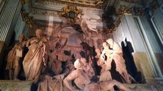Il Transito della Vergine di Alfonso Lombardi