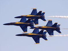 美國海軍藍天使