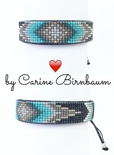 A personal favorite from my Etsy shop https://www.etsy.com/listing/223880545/loom-beaded-braceletbeaded