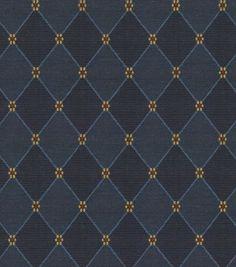 Upholstery Fabric-Richloom Weston Navy at Joann.com