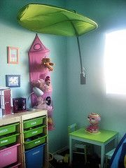 Children S Leaf Bed Canopy