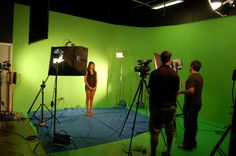 The green screen will be used in my multi camera production. The green screen can be used to my advantage because, if used correctly, I can give the multi camera a professional feel. Sound Stage, Stage Play, Multi Camera, Video Studio, Chroma Key, Filming Locations, Caribbean, Arizona, Video Production