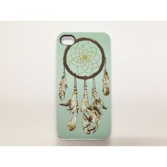 BUY 2 GET 1 FREE -- Dream catcher iPhone 4 Case, iPhone 4s Case,... ($16) ❤ liked on Polyvore