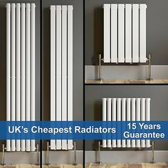 For every home there's a radiator to heat it, and for yours there's the DuraTherm Radiators. Manufactured from low-carbon steel for maximum resilience and reliability, this stylish radiator has minimalist charm, while the classic white gloss finish makes it compatible with any existing décor. Furthermore, it slides effortlessly up against any wall without causing obstruction or protrusion into the space in front of it, making it a perfect choice for your home. DuraTherm employ a…