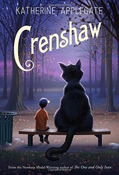 Crenshaw Hardcover – September 22, 2015 by Katherine Applegate (Author) In her first novel since The One and Only Ivan, winner of the Newbery Medal, Katherine Applegate delivers an unforgettable and m