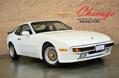 nice 1983 Porsche 944 BBS WHEELS - ALL ORIGINAL - RARE FIND - COLLECTOR CAR - For Sale View more at http://shipperscentral.com/wp/product/1983-porsche-944-bbs-wheels-all-original-rare-find-collector-car-for-sale/