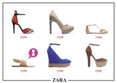 zara zapatos rebajas online verano 2013