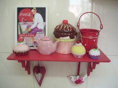 Dia a dia corridinho: Mimando minha cozinha !!