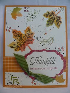 The Inky Scrapper: September Stamp of the Month: Blessed Beyond Measure #Artbooking #sponging #EnchantmentFundamentals