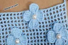 ÖRGÜ BEBEK BATTANİYELERİ ÇİÇEKLİ VE İNCİLİ | Nazarca.com Diy And Crafts, Paper Crafts, Filet Crochet Charts, Crochet Circles, Crochet Patterns, Elephant, Crochet Hats, Blanket, Lace