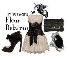 Dress Like Fleur Delacour