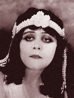 Theda Bara Image Archive