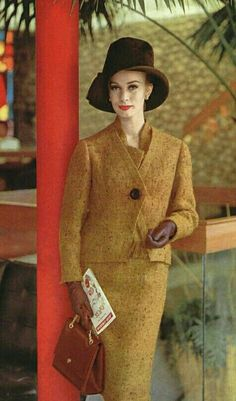 #103 1940/'S  SHORT TOPPER COAT PATTERN