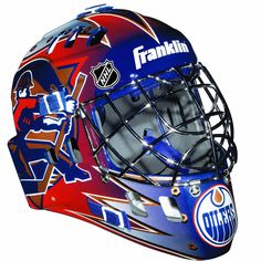 Franklin Sports NHL Team Licensed SX Comp GFM 100 Goalie Face Mask >>> To view further for this item, visit the image link.