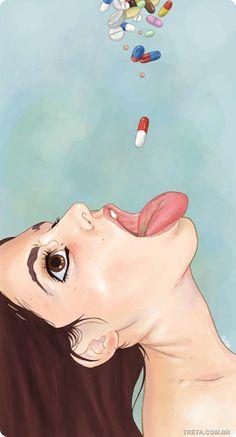 As ilustrações polêmicas de Luis Quiles - ((( TRETA )))