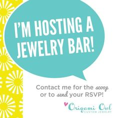 Great for hostesses to use to create some BUZZ about their parties!!  ErinGivesAHoot.origamiowl.com
